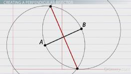 Perpendicular Bisector: Definition, Theorem & Equation