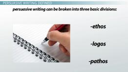 Use of rhetorical devices in persuasive essays