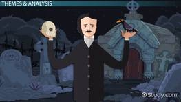 an analysis of characteristic themes in a dream within a dream by edgar allan poe A criticisim upon edgar allan poe's the raven these are the common themes of his   edgar allan poe written by comparative analysis: alone and a dream within a.