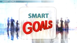 Using SMART Goals with Students: Types & Examples
