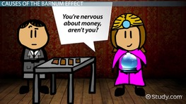 The Barnum Effect in Psychology