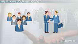National Labor Relations Act: Summary & Explanation