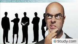 Political Power: Political Parties, Interest Groups & Political Action Committees (PACs)