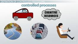 Controlled Processing in Psychology: Definition & Overview