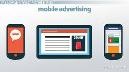 Mobile Ads: Types & Usage
