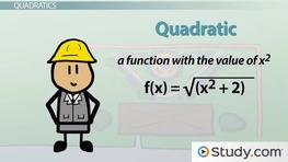 What is a Radical Function? - Definition, Equations & Graphs
