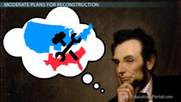 reconstruction policies of lincoln and johnson
