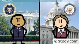 Presidential vs. Congressional Campaigns: Similarities & Differences