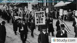 Prohibition of the 1920s: Definition, 18th Amendment & Results