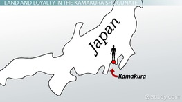 The Lord-Vassal System During Japan's Kamakura Period