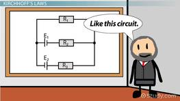 Kirchhoff's Law: Definition & Application