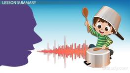 Sound Energy: Lesson for Kids