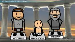 History of Mentoring