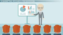 Creating a Marketing Research Presentation