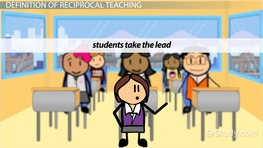 Reciprocal Teaching: Strategies, Definition & Examples