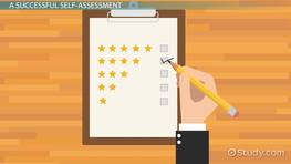 Employee Self-Assessment: Example & Concept