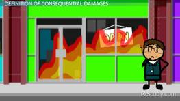 Consequential Damages: Definition, Clause & Examples