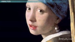 The Girl with a Pearl Earring by Vermeer: Painting Analysis & Overview