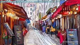 Tourism: Characteristics & Types - Video & Lesson Transcript | Study com