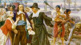 New Netherland Colony: History & Facts