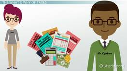 The Federal Tax System: Filing Taxes & Auditing