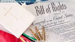 The Bill of Rights Lesson for Kids: Definition & Summary
