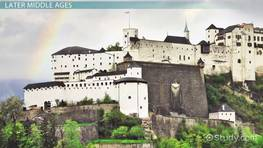 History of Castles in the Middle Ages