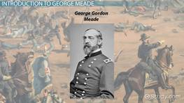 General George Meade: Civil War Facts & History