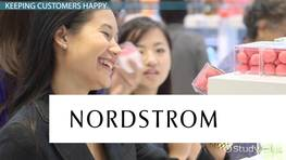 Business Case Study: Nordstrom's Culture of Customer Service