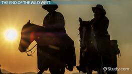 Wild West Facts: Lesson for Kids