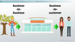 Comparing Business-to-Business & Business-to-Customer Approaches