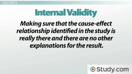 Validity and Reliability: How to Assess the Quality of a Research Study