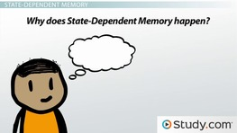 Retrieving Long-Term Memories: Interference, Amnesia & State-Dependent Memory