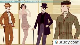 Role of the Narrator in American Novels: Types and Examples
