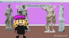 Roman Inspiration in Neoclassical Painting, Sculpture & Architecture