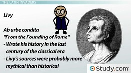 The Founding of Ancient Rome & Rome's Early History
