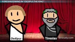 Foreshadowing in Oedipus the King
