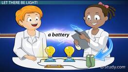 Series Circuit Lesson for Kids