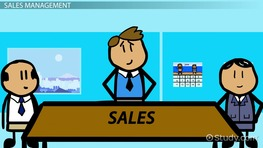 The Role of Sales Management in Personal Selling