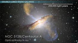 Seyfert Galaxies & Double-Lobed Radio Galaxies