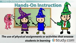 Instructional Strategies: Hands-On, Interactive, Expository & Collaborative