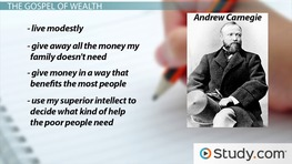 Andrew Carnegie and the Robber Barons