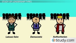 democratic leadership examples in nursing