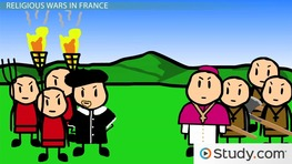 The French Wars of Religion: Catholics vs. the Huguenots