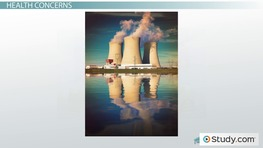 What is nuclear energy definition examples video lesson risks of nuclear power plants and radioactive waste safety and health concerns ccuart Images