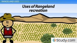 Rangelands: Uses and Degradation