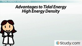 Tidal Energy: Advantages and Disadvantages