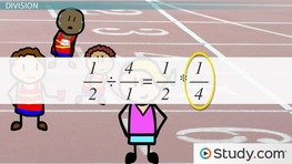 Using Fraction Notation: Addition, Subtraction, Multiplication & Division