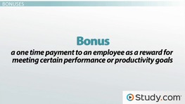 Incentive Compensation Plans: Merit Pay, Piece Rates, Commissions, Bonuses & Skills-Based