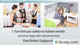 Practice Using Subjunctive Tenses in Social Conversations